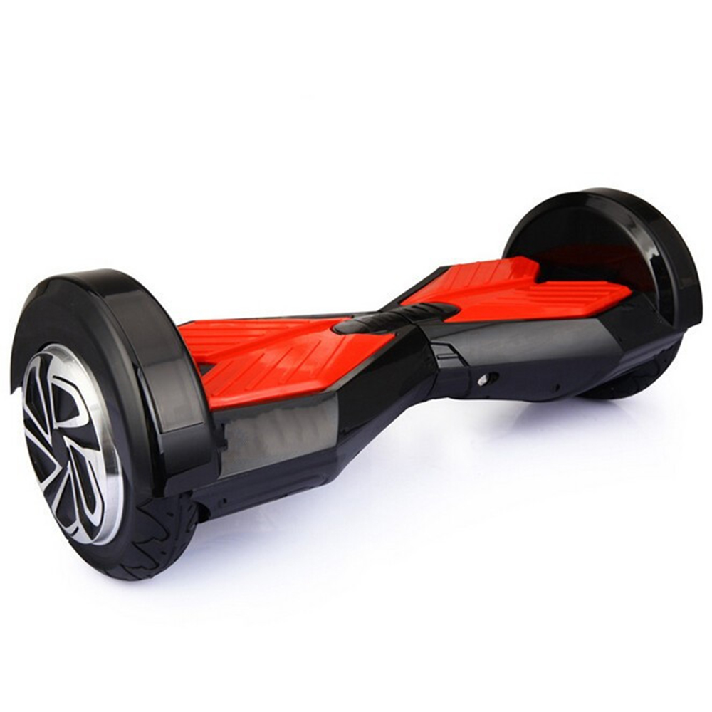 Penny board free shipping back to the future hoverboard 8 motor wheel street tires scooter portable balance board sensor(China (Mainland))