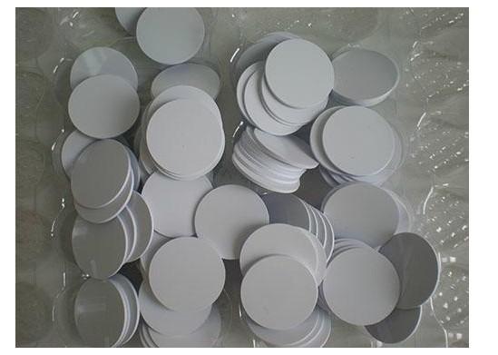 Free shipping by DHL, Waterproof IC Tag Sticker, 13.56M,1k memory, Diameter 20/25/30 mm , min:500pcs(China (Mainland))