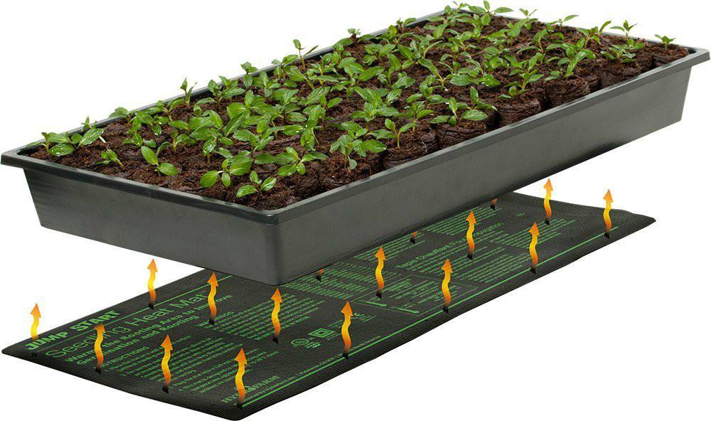 17w Garden Seedling Heat Mat Hydroponics Seed Starter Mat