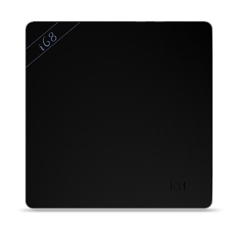 i68 Android 5.1 TV Box Rockchip RK3368 Octa Core 64Bit 2GB/16GB Bluetooth4.0 KODI 2.4G/5GHz Dual Wifi H.265 Gigabit Lan