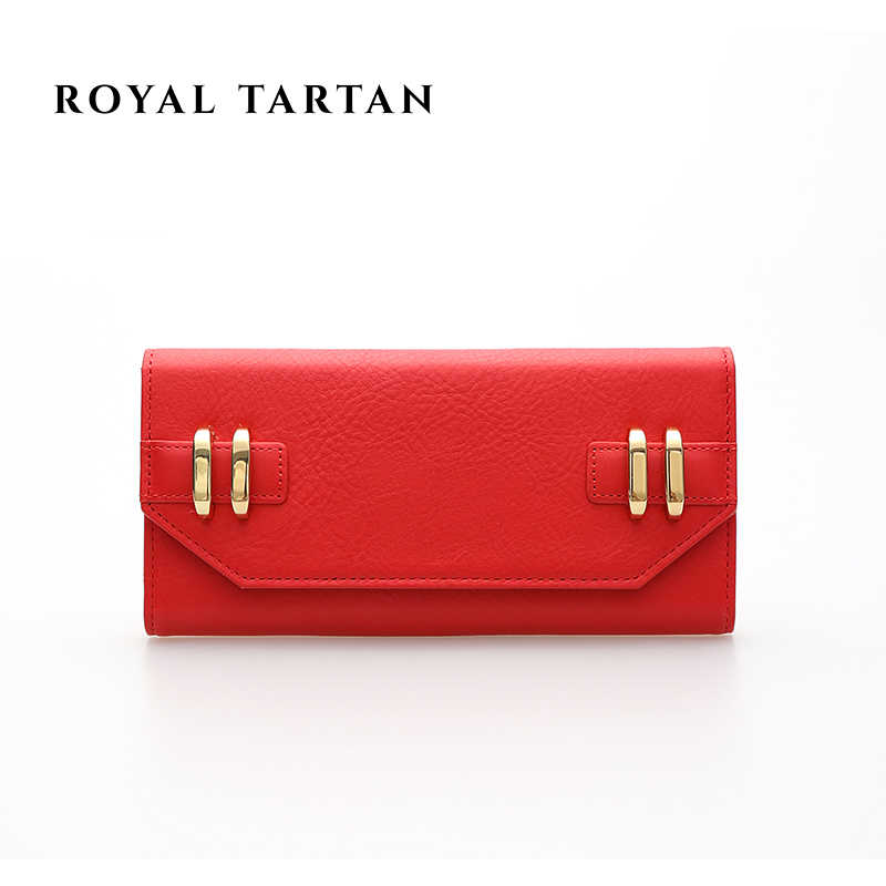 ROYAL font b TARTAN b font female carteira 2016 brand clutch bag fashion long wallet luxury