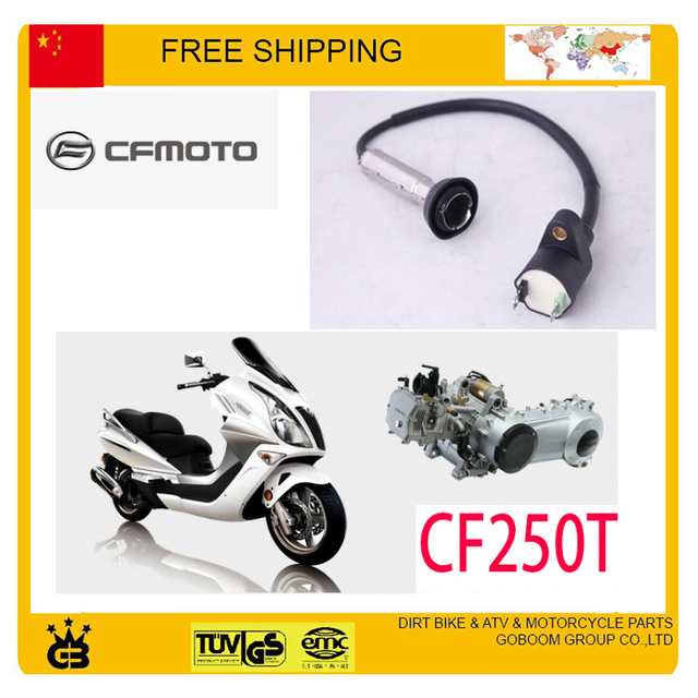CFMOTO PARTS CF250T IGNITION COIL 250CC WATER COOLED ENGINE PARTS free shipping