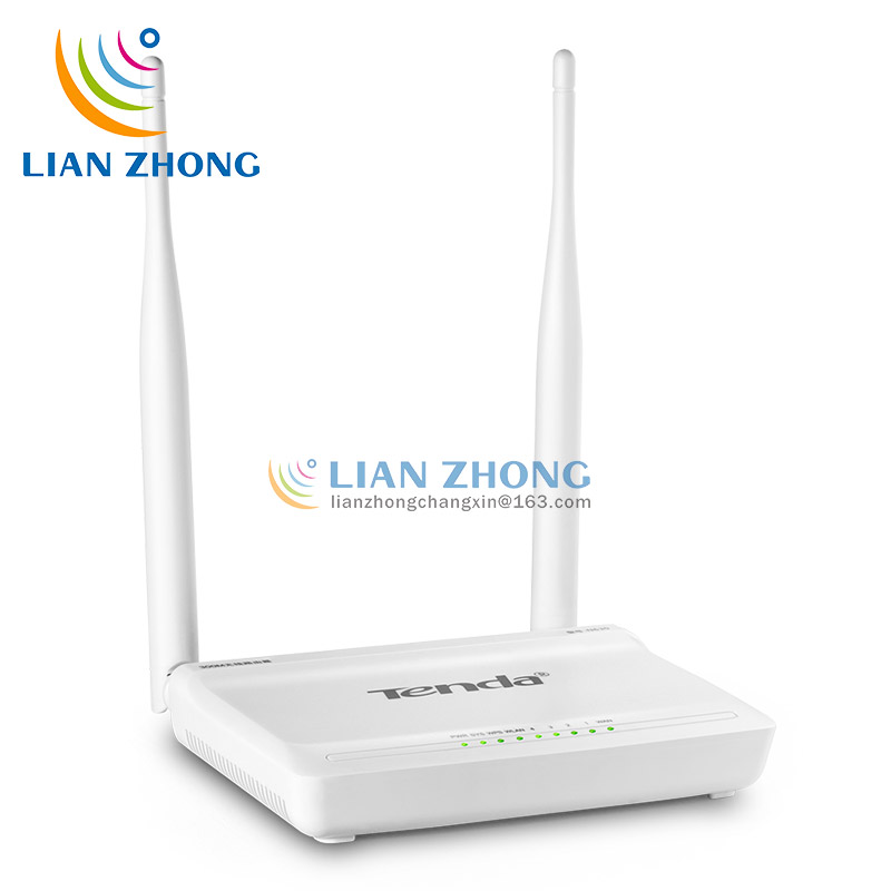 HOT Tenda N630 V2 N630 V3 Wireless WIFI Router 300Mbps 802.11 a/b/g/n/3/3u access signal booster for repeater/Computer(China (Mainland))