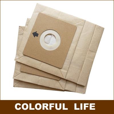 General Vacuum cleaner dust paper bags 15pcs,100*110mm Diameter 50mm,Vacuum cleaner accessories parts(China (Mainland))