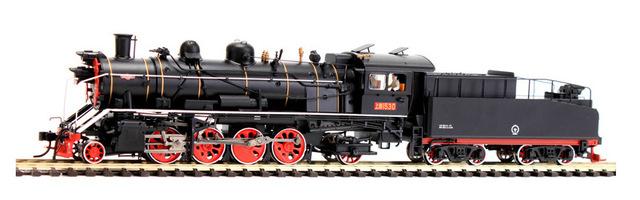 train model . steam locomotive CS00204