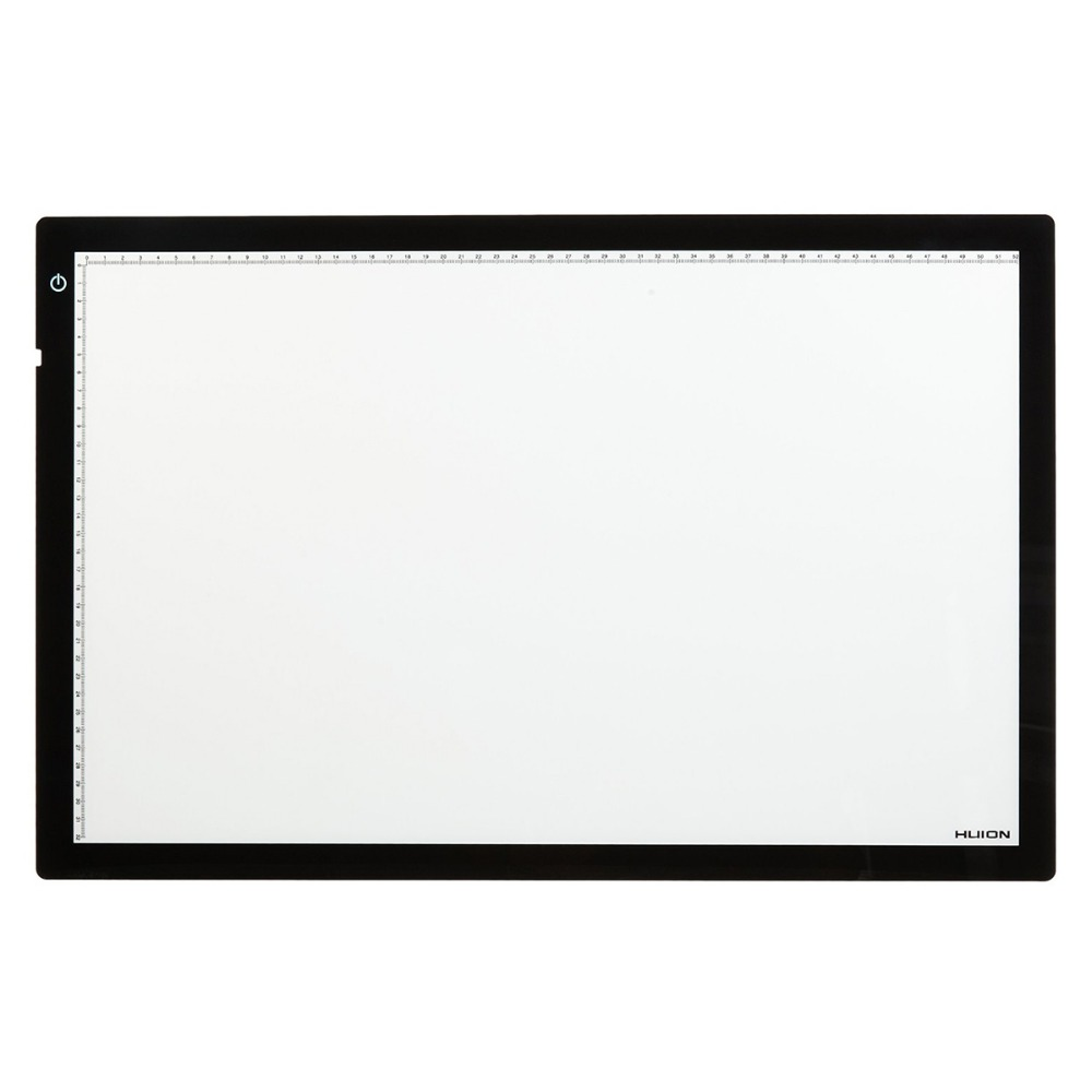 Huion A2 LED Tracing Boards Ultra Thin Light Pads Professional Animation Tracing Light Boxes LED Light Pad Panels(China (Mainland))