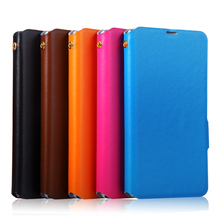 Genuine Brand  Doormoon Original Flip Leather Case Cover Skin For Huawei G750 Honor 3X G750 G750-T00 Glory 4 Honor 4 10PCS/LOT