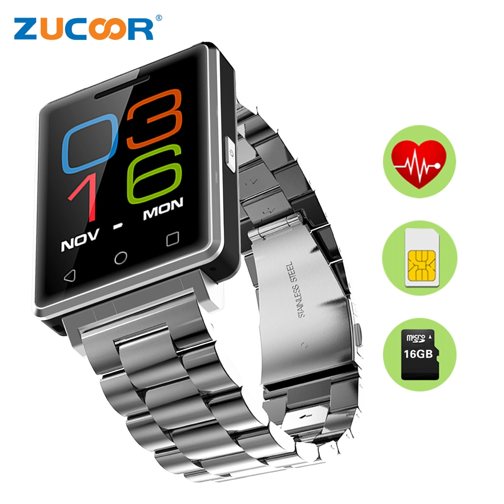Smart Wrist Watch Phone Wristwatch G7 Support 2G SIM TF Memory Card Heart Rate Monitor Bluetooth Pedometer For iOS Android Men(China (Mainland))