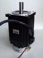 Nema34 stepper motor 86X150mm + Electromagnetic Braker 86 stepping motor OK86STH151-4208A 12N.m