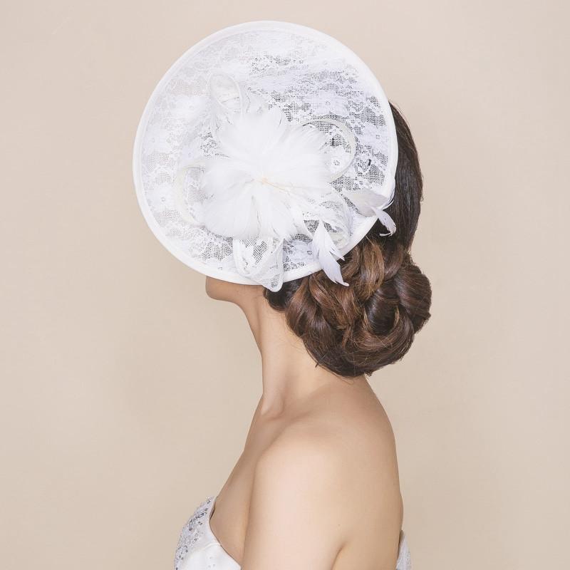Sale Tulle Wedding Hats