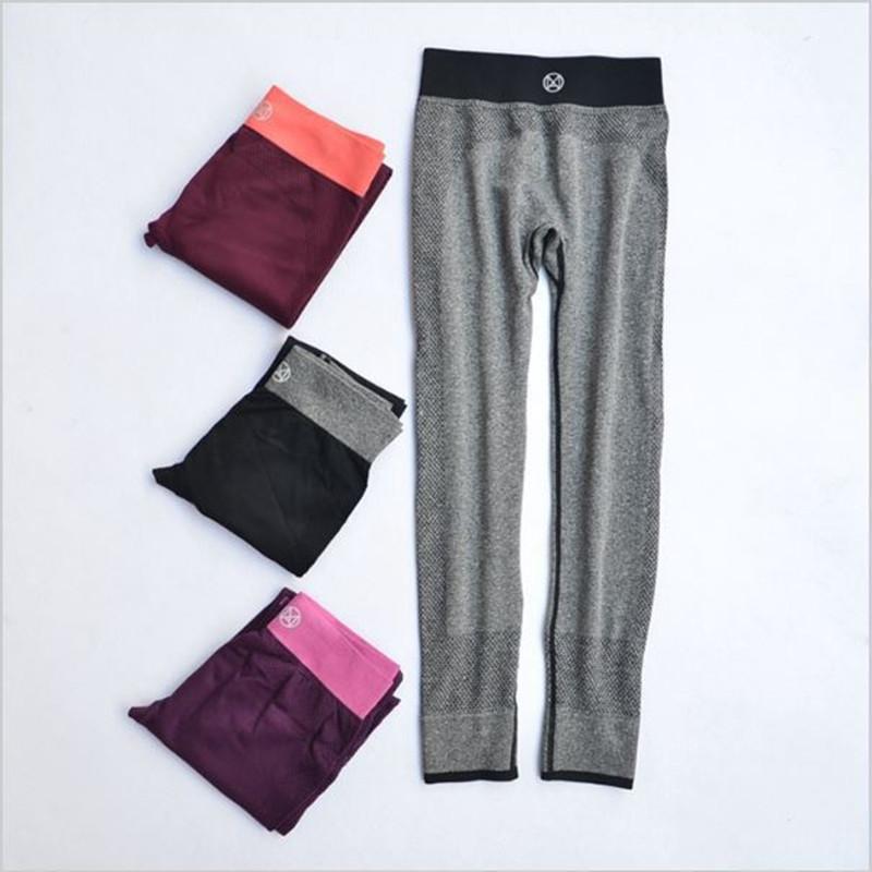 2016 Fitness Pants Women Studio Pant Liner Running Tights