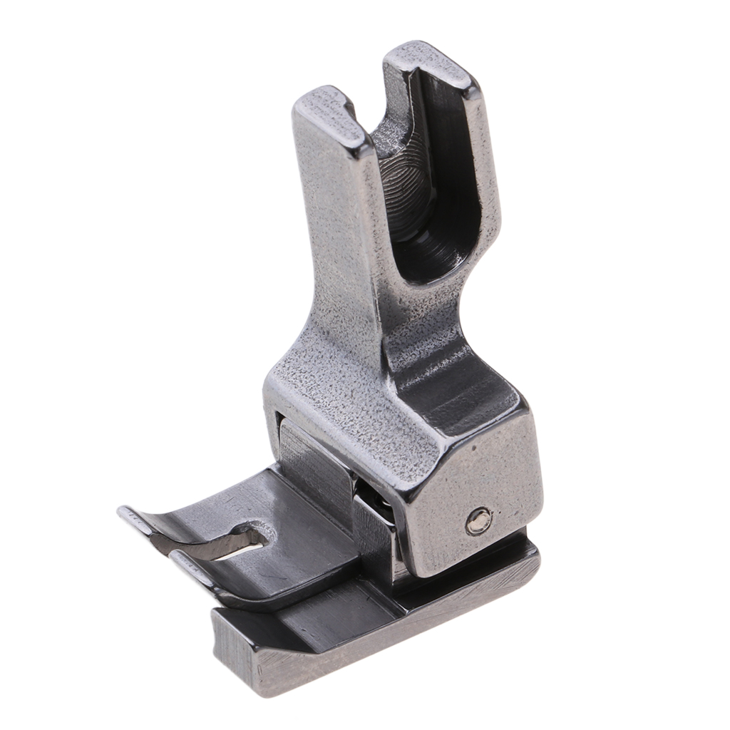 Right Left Side Edge Guide Compensating Presser Foot for Singer Brother Juki Industrial Sewing Machine
