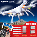 SYMA FPV X5SW X5C Upgraded Drone With Camera Quadcopter Wifi Real Time Headless Dron X5S RC