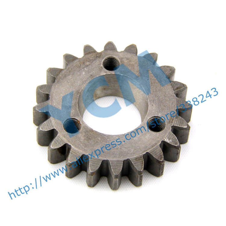 Crankshaft Gear Moped Scooter GY6 125 150CC Driven Gear Start Tooth Scooter Engine Part Wholesale YCM(China (Mainland))
