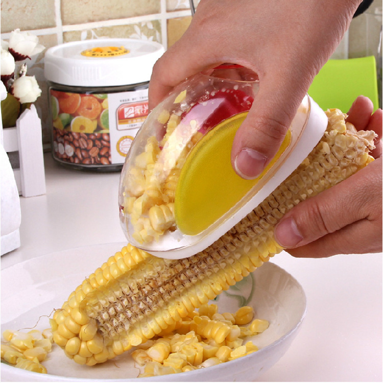 Creative home convenience corn planing corn plane FREE SHOPPING(China (Mainland))