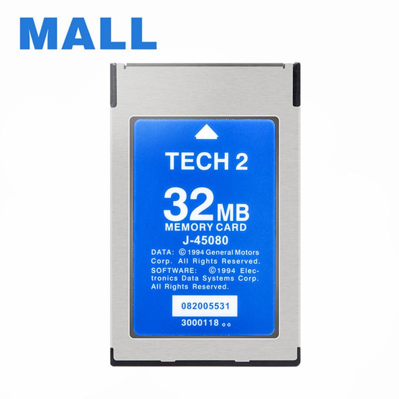 Hot sale Lowest Price Super 32MB CARD FOR GM TECH2,Holden/Opel/GM /SAAB/ISUZU/Suzuki 32 MB Memory GM Tech 2 Card Free Shipping(China (Mainland))