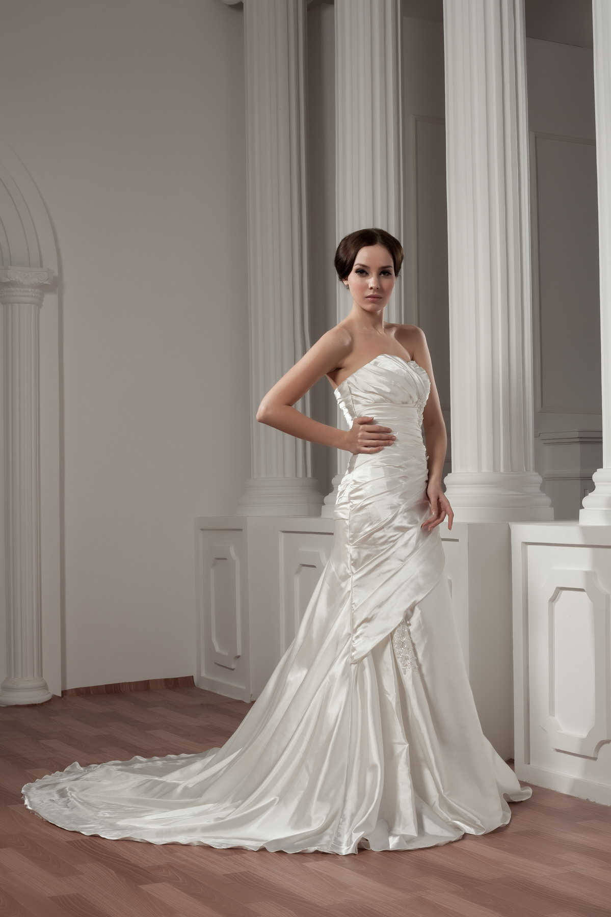 Strapless Wedding Dresses Under 200