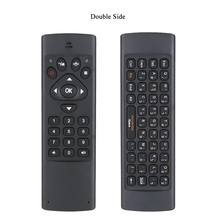 2.4G Fly Air Mouse English Hebrew Wireless Game Keyboard 6-Axis Gyroscope Remote Control Controller for Andriod TV Box Smart TV(China (Mainland))