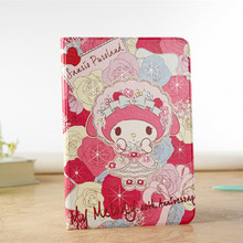 Buy Cute Cartoon Bling Melody Case iPad Mini 1 2 3 Cover Stand Leather Apple iPad Mini2 Mini3 Case Tablet Cover Funda for $7.60 in AliExpress store