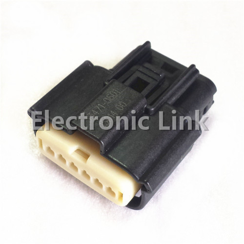 * 334 710 601 between genuine industrial-grade sealed 7.62mm female connector terminal 6 line to line 22A<br><br>Aliexpress
