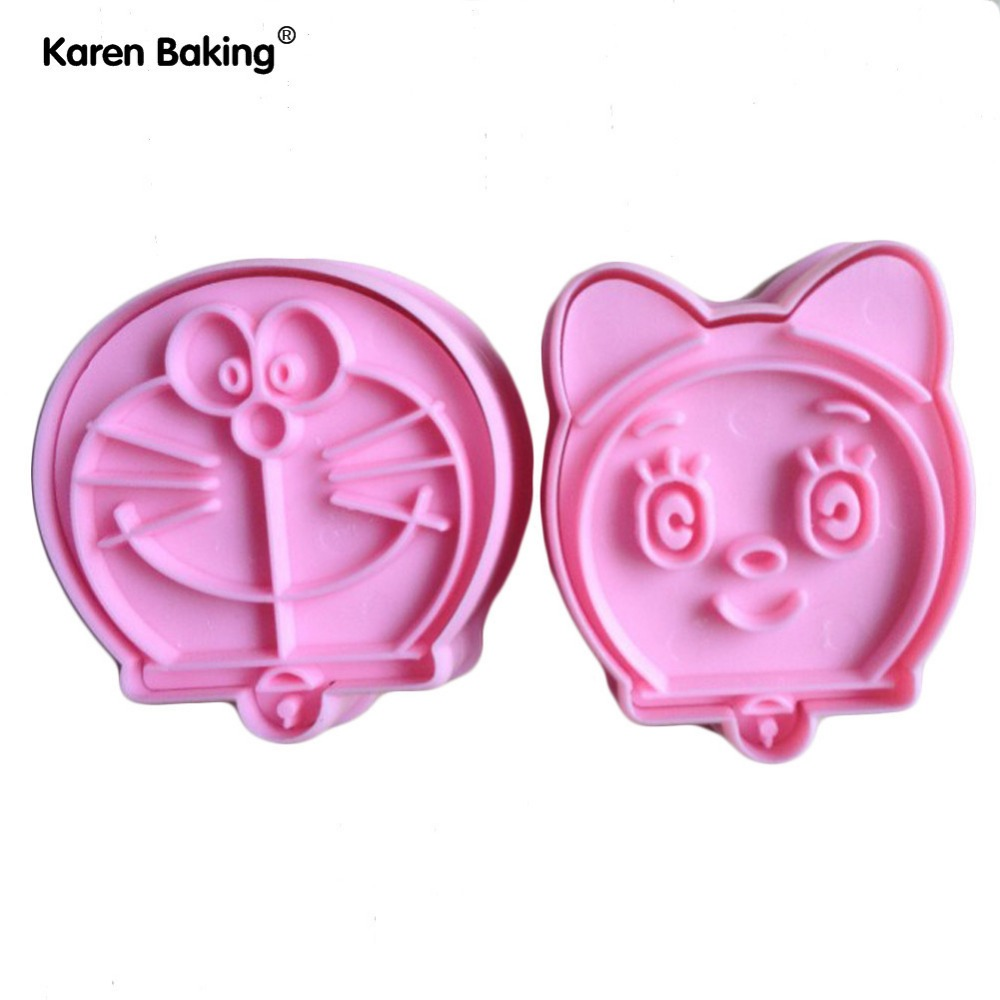 Jingle Cats Shape Cake Cookies Machine Plunger Paste Sugar Craft Decorating Tool -A110(China (Mainland))