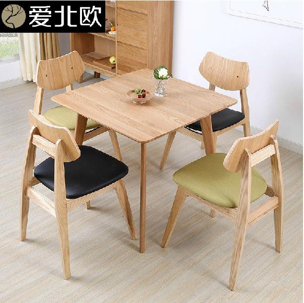 salle manger en ch ne et des petites tables achetez des. Black Bedroom Furniture Sets. Home Design Ideas