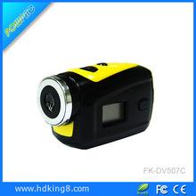 Micro Mini DV waterproof outdoor sport diving head-mounted camera imaging camera M320 F22(China (Mainland))