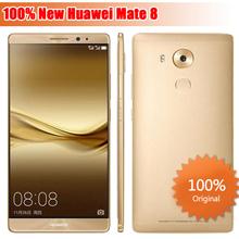 "Original HuaWei Mate 8 4G LTE Mobile Phone Kirin 950 Octa Core Android 6.0 6.0"" FHD 1920X1080 16.0MP Fingerprint(China (Mainland))"