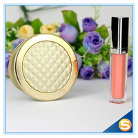 Best Price Compact ABS Plastic Mirror with Swarovski Crystal