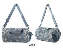 Сумка-мессенджер, военный тактический рюкзак, 15л, камуфляжный, походный, рюкзак, альпинистские сумки, туристический рюкзак, хаки, для мужчин(China)