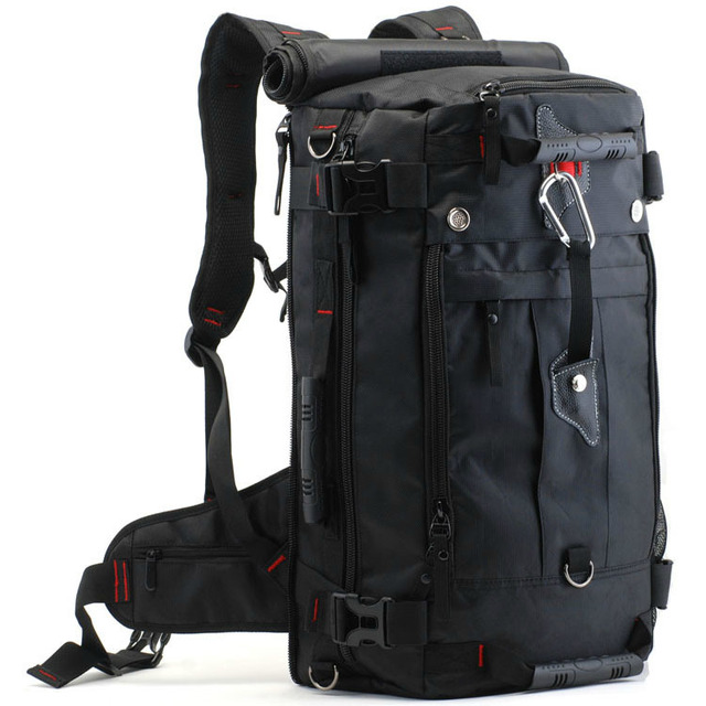 New fashion travel male backpack, big size travel bag, military ...