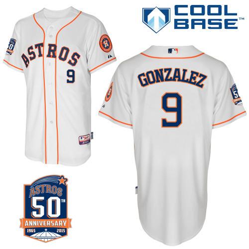 Cheap Houston Astros 9 Marwin Gonzalez Baseball Jersey ...