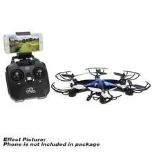 LiDi RC L6W WIFI 4CH 6 Axis Gyro RC hexacopter Drone with 2.0MP HD Camera VS X5SW MJX X400 X600 X800 X6SW