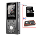 NEW XDUOO X10 32GB Leather Case Portable High Resolution Lossless DSD Music Player DAP Support Optical