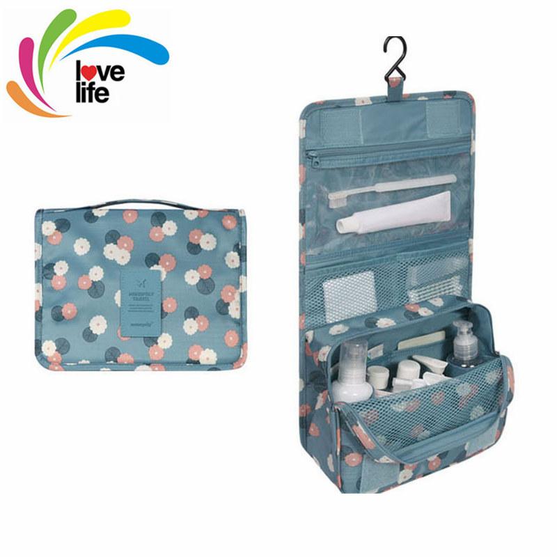 Brilliant Bagail Large Men U0026 Women Toiletry Bag For Makeup Cosmetic Shaving Travel Accessories ...