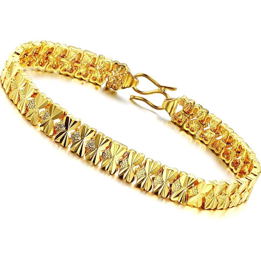 Wholesale Popular 18K Yellow Gold LOVE BRACELET,Classic LOVE Design,Paris Renowned Elegant Love Bangle,A Stylish Gift 365(China (Mainland))