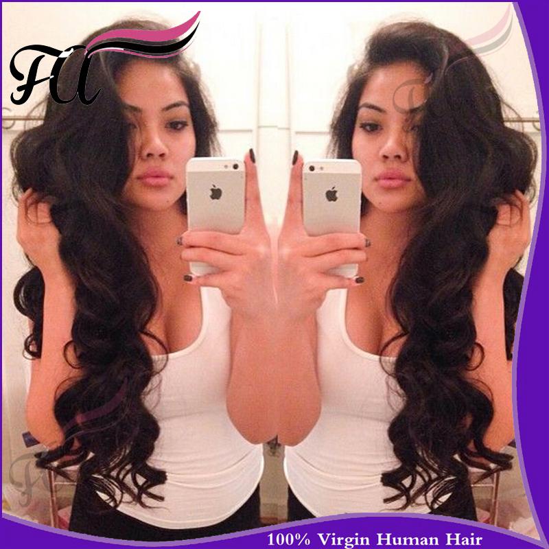 Hot Guangzhou Queen Hair Products Brazilian Body Wave 6A Unprocessed Virgin Brazilian Hair Brazillian Virgin Hair Body Wave 3Pcs(China (Mainland))