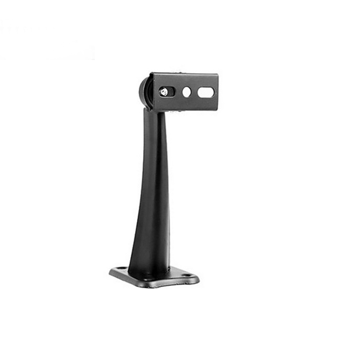 Black Security Camera Wall Mounting CCTV Housing Bracket Stand Ceiling Metal Camcorder 2pcs/lot(China (Mainland))