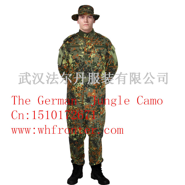 ACU army military German jungle forest camouflage uniform attire suit clothes ( garment &jacket &pants&trousers), - Online Store 739534 store