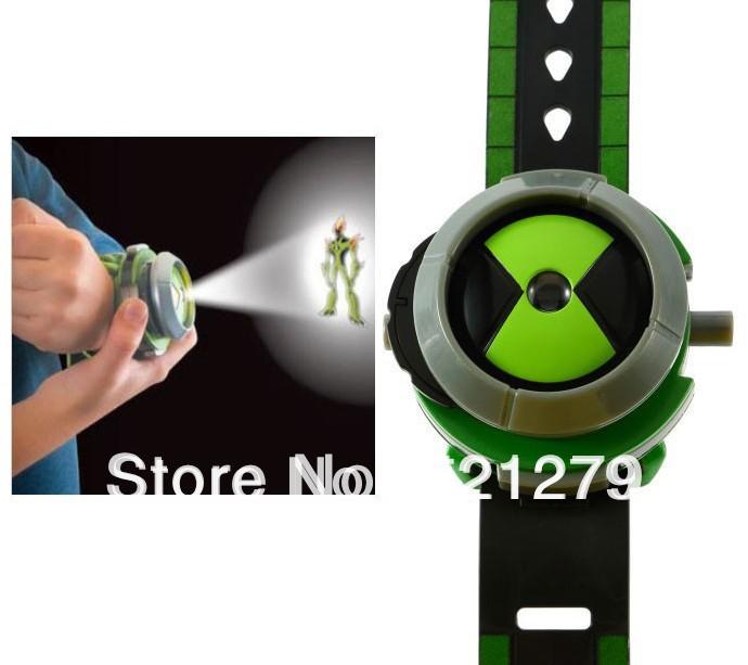 Montre omnitrix ben 10 alien force - Montre benten ...