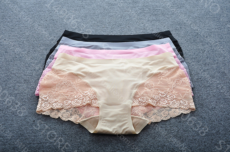 Special offer hot sale sexy women seamless underwear panties cotton modal briefs womens summer style cool comfort plus size(China (Mainland))