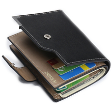 Buy Bank ID Business Credit Card Holder Organizer Cardholder Porte Carte Auto Car Document Passport Cover Case Men Wallet Bag Purse for $4.98 in AliExpress store