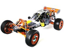 1:5 Scale Full Alloy Baja 5B 30.5cc RTR with 2.4GHz Transmitter(China (Mainland))