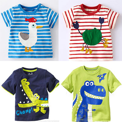 1-6T Children's T shirt Baby boy & girl T shirts Brand Short Sleeves Children Clothing Cotton Cartoon truck tshirt tees(China (Mainland))