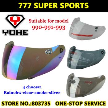 Original Yohe YH990/991/993 Exclusive Motorcycle Helmet  Anti-UV&Anti-Scratched Visors&Shield