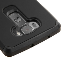 For LG G Flex 2 (LS996)Case, Slim Hybrid Dual Layer ShockProof Armor Defender Cover Case For LG G Flex 2 LS996 Hybrid Case(China (Mainland))