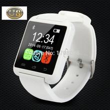 Умные часы 2016 нью-u8 Smartwatch bluetooth-смарт часы наручные часы для запястья часы громкой связи для ios, Andriod смартфонов