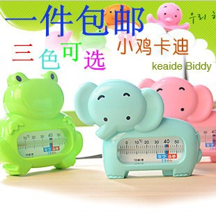 Chick kaldi child baby bath water thermometer baby water meter infant thermometer bath water thermometer(China (Mainland))