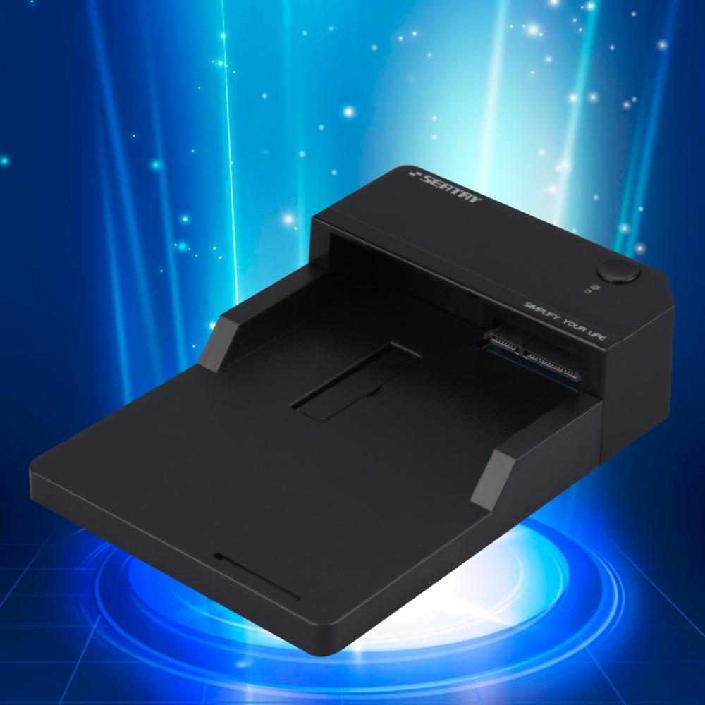 Newest Arrival USB 3.0 External 2.5''/3.5'' SATA Hard Drive Enclosure SSD HDD Disk Case(China (Mainland))
