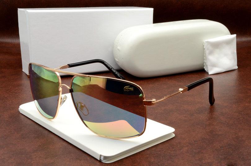 Cool Men Sunglasses Brand Designer Polarized Sunglasses Original Box Fashion Oversized Vintage Eyewear Oculos De Sol Masculino